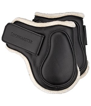 SHOWMASTER Teddy Fleece Fetlock Boots - 530576-F-S
