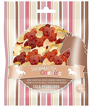 SHOWMASTER Horse-Shaped Cola Candy - 621131