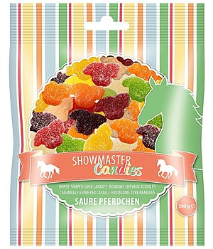 SHOWMASTER Horse-Shaped Sour Candy - 621132