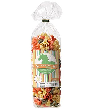 SHOWMASTER Horse-Shaped Pasta - colourful mix - 621136