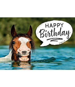 SHOWMASTER Greeting Card Happy Birthday VII - 621561