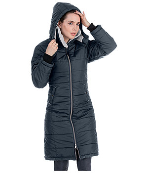 STEEDS Hooded Riding Coat Davos II - 652265-S-NV