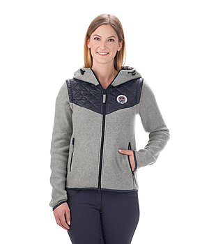 FENGUR Fleece Jacket Merino Look Bruna - 652352