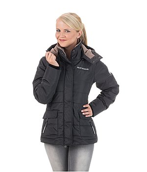 Felix Bühler Hooded Quilted Jacket Frida - 652492