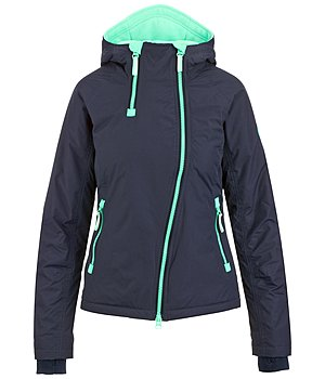 STEEDS Hooded Riding Jacket Iceland New Edition - 652496-XS-M