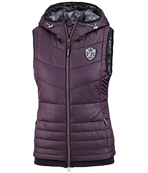Felix Bühler Hooded Quilted Gilet Alina - 652740-XS-AU