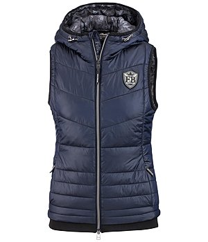 Felix Bühler Hooded Quilted Gilet Alina - 652740-S-M
