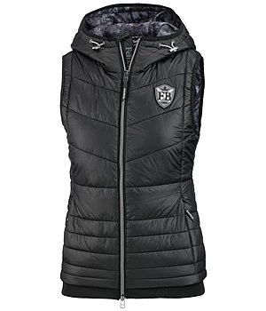 Felix Bühler Hooded Quilted Gilet Alina - 652740-S-S