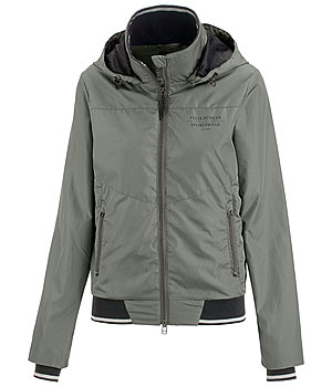Felix Bühler Hooded Riding Blouson Frida - 652867-XS-DU