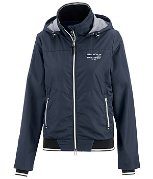Felix Bühler Hooded Riding Blouson Frida - 652867-XS-NV