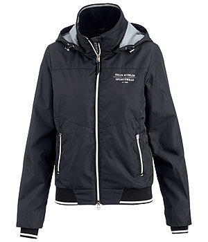 Felix Bühler Hooded Riding Blouson Frida - 652867-XL-S