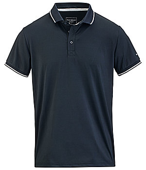 Felix Bühler Men's Functional Polo Shirt Aiden - 652960-M-NV