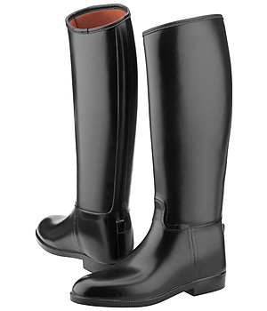 STEEDS Long PVC Riding Boots Imperator - M7414