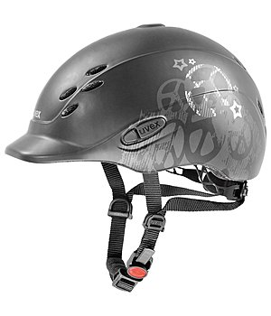 uvex onyxx peace Children's Riding Hat - 780197