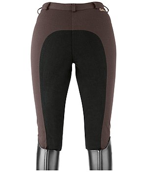 Equilibre Women's Full-Seat Breeches Super-Stretch Two-Tone - 810262-2732-CO