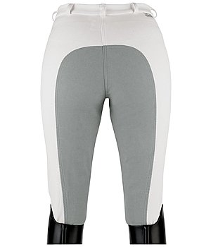 Equilibre Women's Full-Seat Breeches Super-Stretch Two-Tone - 810262-3234-W