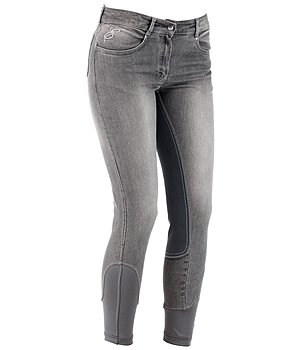 Equilibre Full-Seat Denim Breeches Johanna - 810379-2732-GR