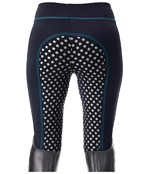 Equilibre Children's Grip Full-Seat Leggings Bailey - 810465-6Y-NV