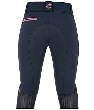 Equilibre Children's Thermal Full-Seat Breeches Dorie - 810484-8Y-NS