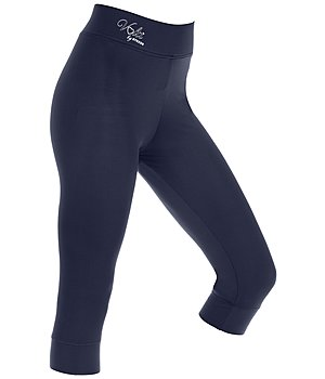 Volti by STEEDS Children's Vaulting Capri Trousers - 810569-8Y-NB