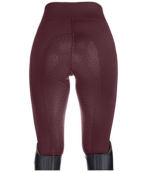 Equilibre Grip Thermal Full-Seat Riding Leggings Hermine - 810578