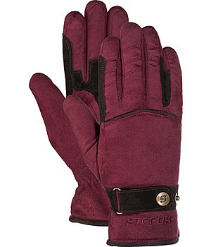 STEEDS Winter Riding Gloves Luzern - 870112-XXS-BM