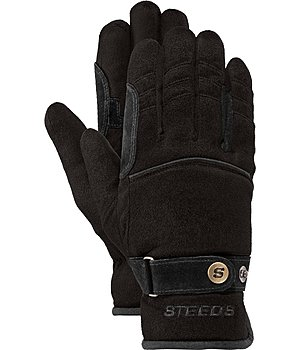 STEEDS Winter Riding Gloves Luzern - 870112-XXS-DB