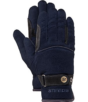 STEEDS Winter Riding Gloves Luzern - 870112-XXS-MN