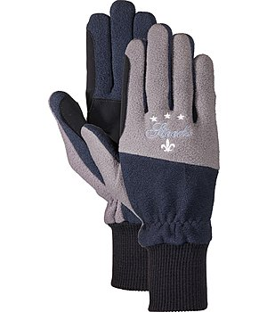STEEDS Fleece Riding Gloves Lausanne - 870204-XXS-TT