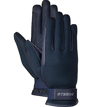 STEEDS Winter Soft Shell Riding Gloves Fiss - 870239