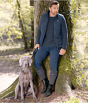 Men's Outfit Owen in Blue Grey - OF000076