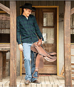 Western Outfit Roscoe Green - OF000299