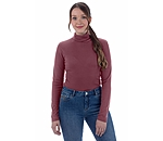 STONEDEEK Ladies Turtleneck Jumper Ruby - 183099-XS-FB - 2
