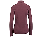 STONEDEEK Ladies Turtleneck Jumper Ruby - 183099-XS-FB - 3