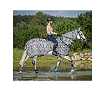 THERMO MASTER Zebra Exercise Fly Rug - 422064-5_6-WS - 3