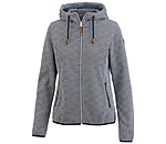 ICEPEAK Icepeak Hooded Knitted Fleece Jacket Adriana - 652908-L-NV