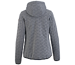 ICEPEAK Icepeak Hooded Knitted Fleece Jacket Adriana - 652908-L-NV - 3