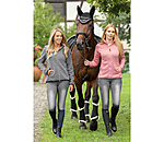 ICEPEAK Icepeak Hooded Knitted Fleece Jacket Adriana - 652908-L-NV - 5