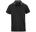 Felix Bühler Men's Functional Polo Shirt Aiden - 652960-XXL-S - 2