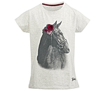 STEEDS Children's T-Shirt Lilian - 680567-6Y-GR