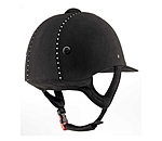 KNIGHTSBRIDGE Riding Hat Air Crystal - 780158-71/8-S - 2