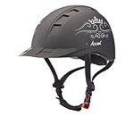 KNIGHTSBRIDGE Riding Hat Accent Crown Design - 780209-S-S