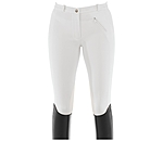 Equilibre Women's Knee-Patch Breeches Pearl - 810277-2732-W - 2