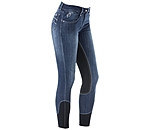 Equilibre Full-Seat Denim Breeches Johanna - 810379-3332-DE
