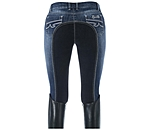 Equilibre Full-Seat Denim Breeches Johanna - 810379-3332-DE - 2