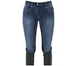 Equilibre Full-Seat Denim Breeches Johanna - 810379-3332-DE - 3