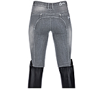 Children's Grip Denim Breeches Suni