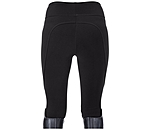 Equilibre Grip Knee-Patch Riding Leggings Performance Stretch - 810510-2732-S - 2