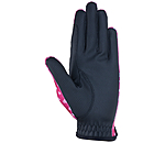 STEEDS Children's Riding Gloves Flowerly - 870306-KXS-BY - 3