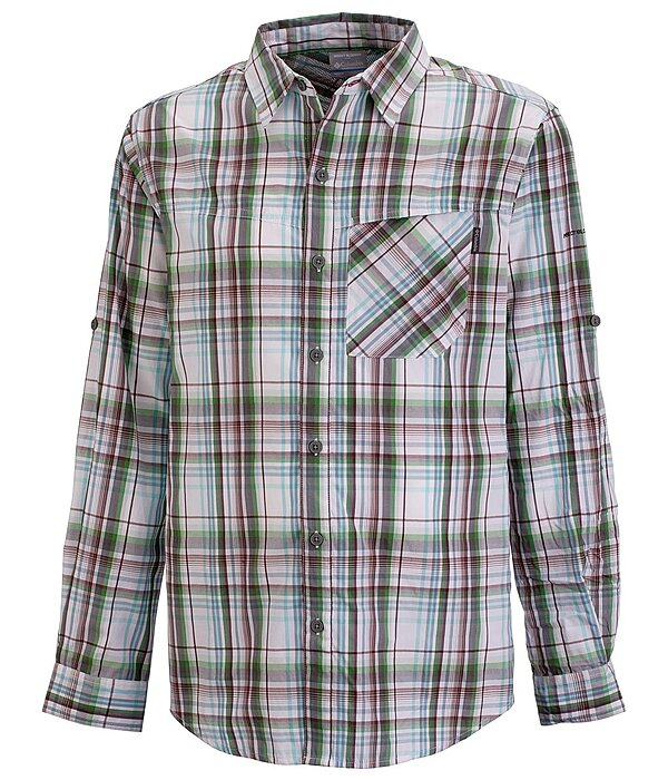 Men's Insect Blocker Shirt Plaid